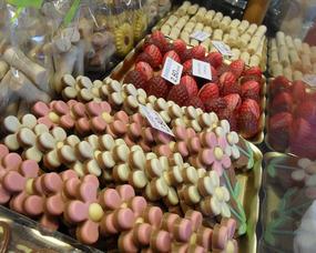 Beregoed - Pralines, Chocolade, Confiserie - Chocolade